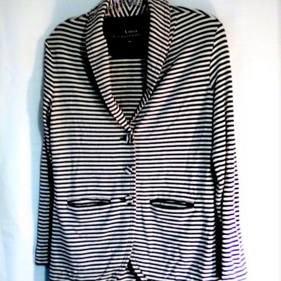 Soma Other - Soma Live Lounge Wear Sz S Black Stripe Comfy Soft